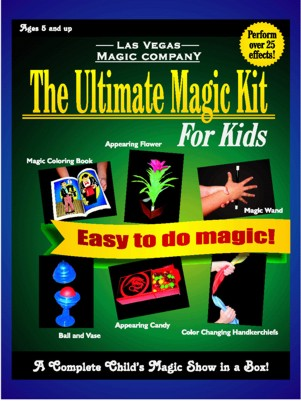 Ultimate Magic Kit...for Kids! - LVMC